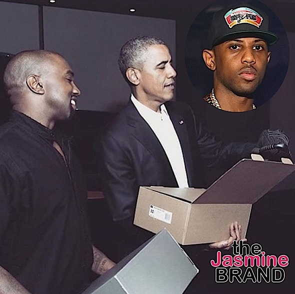 Rapper Fabolous Praises President Obama For Embracing Hip-Hop-the jasmine brand