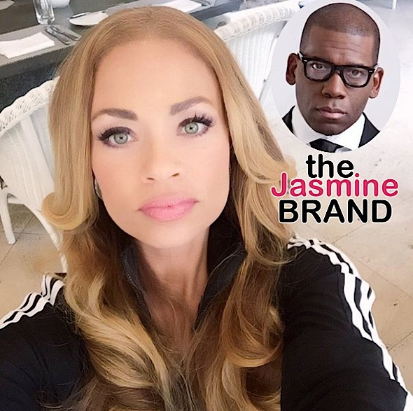 Real Housewives Of Potomac Gizelle Bryant Reveals Her Ex Rev Jamal Bryant Mistress Admitted He Cheated-the jasmine brand