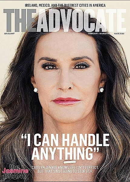 Caitlyn Jenner On Paparazzi, Criticism & Being Transgender: I can take criticism.