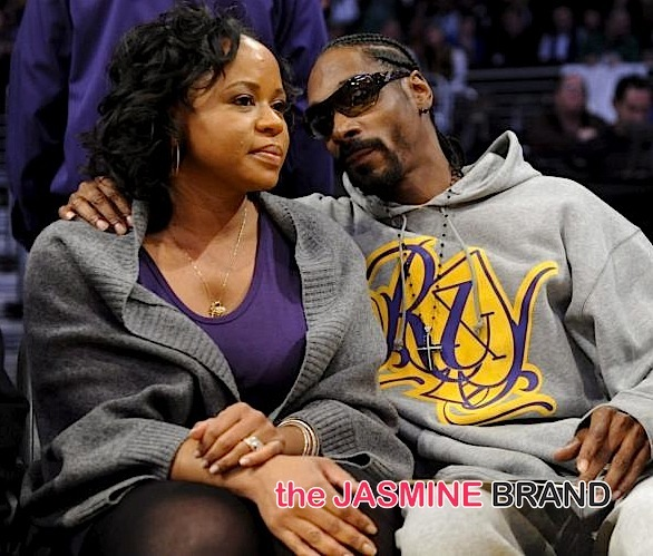 Rapper Snoop's Wife Hints At Divorce?