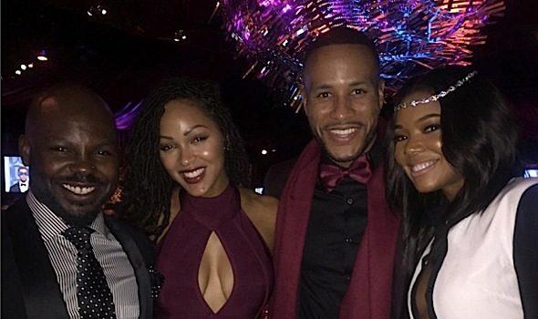 Golden Globes After Party: Tyrese, Lady Gaga, Viola Davis, Meagan Good, Sanaa Lathan, Niecy Nash, Will Smith, Regina King [Photos]