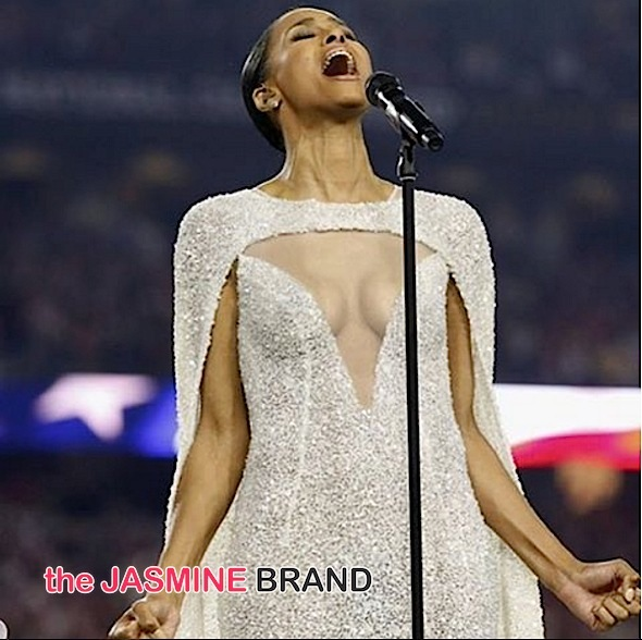 Was Ciara's Outfit Too Sexy For College Football Playoff Championship? + See Her Performance!