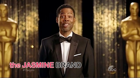 Chris Rock Calls Out the Oscar's Whiteness + Magic Johnson 'Disappointed'