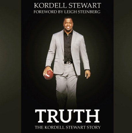 Kordell Stewart Pens Autobiography, 'Truth The Kordell Stewart Story'