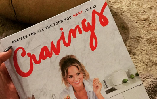 Chrissy Teigen's Cookbook is Here!