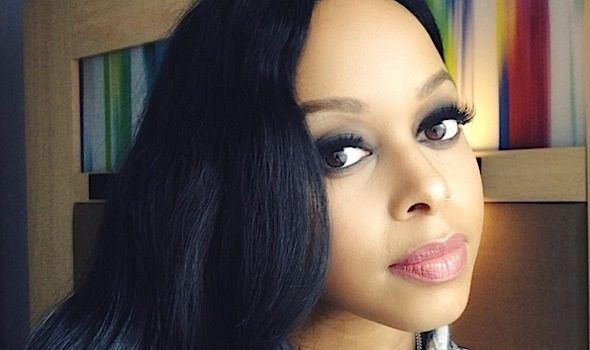 Chrisette Michele Performing For Trump: She's trying to keep it secret.