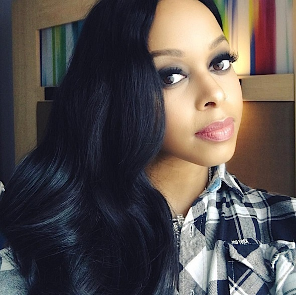 Chrisette Michele Responds To Trump Backlash