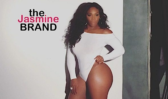 Serena Williams: 'I know I get flack for my physique.'