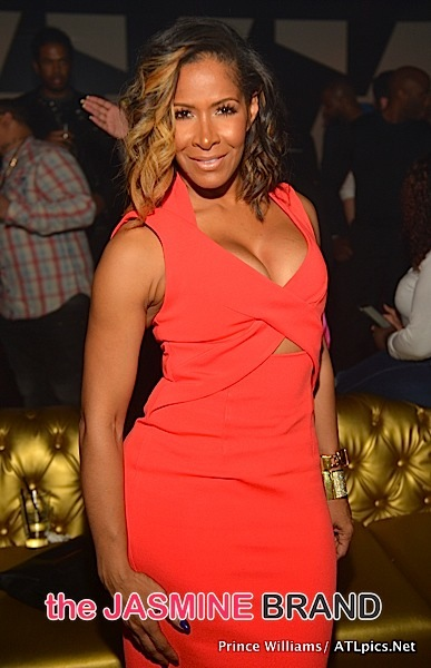 Sheree Whitfield Drags Instagram Troll Over Cavs: F**k outta here!