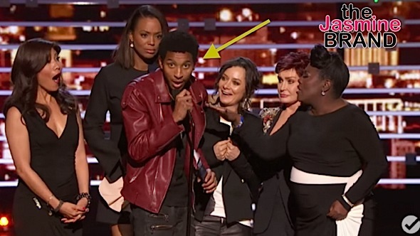 Sheryl Underwood-Stage Crasher-Peoples Choice Awards-the jasmine brand