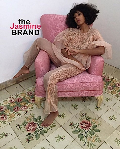 Solange Announces A More Sensual Jazz-Inspired Album Is On The Way