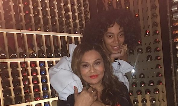 Tina Lawson Celebrates Solange's Success: You stuck to it no matter how much sh*t people talked! [Proud Mama]