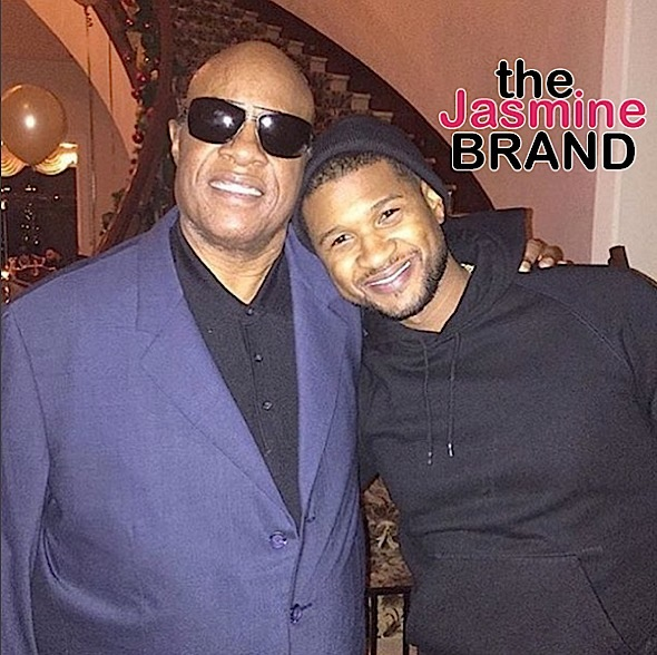 Stevie Wonder , Usher