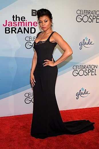Taraji_Henson-celebration of gospel-the jasmine brand