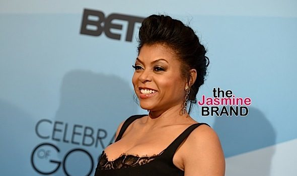 Taraji P. Henson Goes Vegan After Doctor Tells Her She Could Get Stomach Cancer