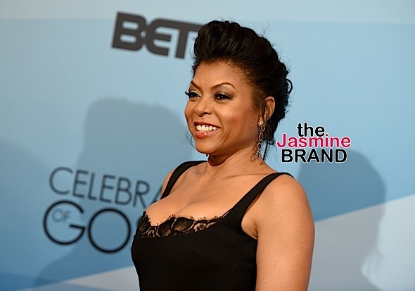 Taraji P. Henson Recalls Abusive Boyfriend In New Memoir: He punched me in the face.