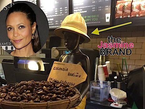Actress Thandie Newton Calls Starbucks Racist [Photo]