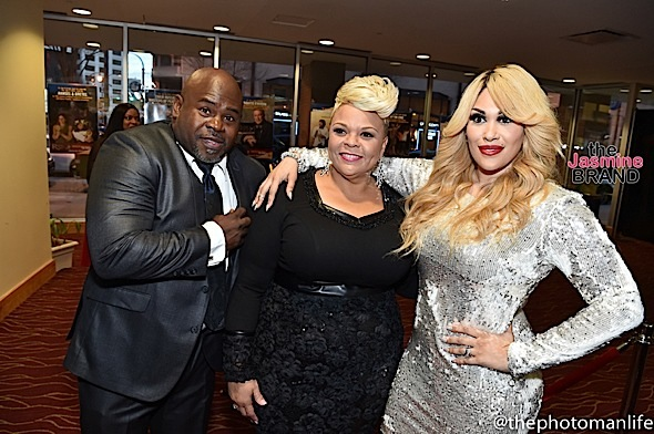 Kim Fields, Kelly Price, KeKe Wyatt, Tamia, Mary Mary Attend BMI