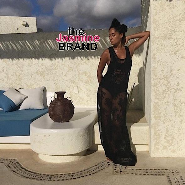 Tracee Ellis Ross Vacay Mexico-the jasmine brand