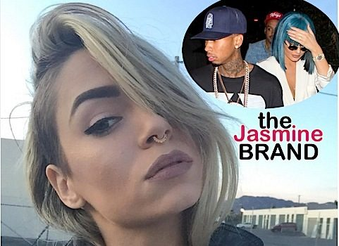 Tyga Accused of Cheating On Kylie Jenner With Model Annalu Cardoso
