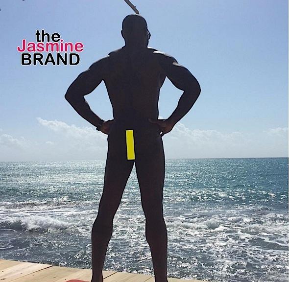 Tyson Beckford Nude Jamaica-the jasmine brand