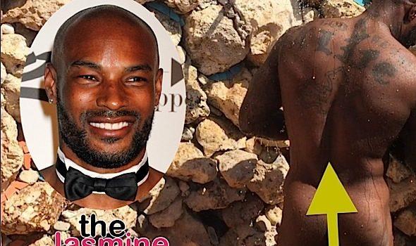 Tyson Beckford Gets Butt Naked, Jaden Smith New Face of Louis Vuitton + Ciara & Jordin Sparks Goof-Off On NFL Sunday