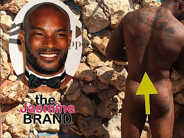 Tyson Beckford Nude in Jamaica-the jasmine brand
