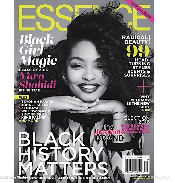 Black Girl Magic! Yara Shahidi, Teyonah Parris & Johnetta Elzie Cover Essence