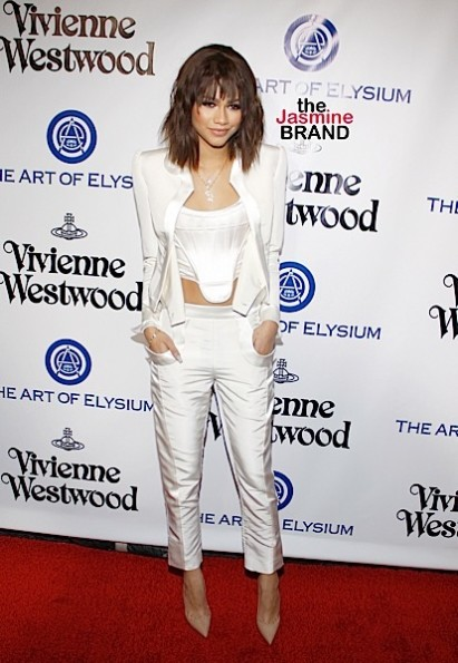 Art Of Elysium's 9th Annual Heaven Gala - Arrivals