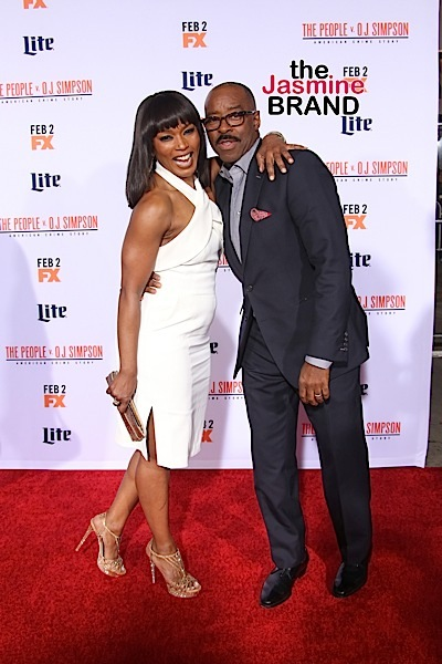 "01/27/2016 - Angela Bassett, Courtney B. Vance - ""The People v. O.J. Simpson: American Crime Story"" TV Series Los Angeles Premiere - Arrivals - Westwood Village Theatre, 961 Broxton Avenue - Los Angeles, CA, USA - Keywords: Vertical, FX Network, Television Series, Mini-Series, Biography, Crime, Drama, Red Carpet Event, TV Series Premiere, Film Industry, Portrait, Photography, Arts Culture and Entertainment, Attending, Celebrities, Celebrity, Person, People, Topix, Bestof, California Orientation: Portrait Face Count: 1 - False - Photo Credit: PRPhotos.com - Contact (1-866-551-7827) - Portrait Face Count: 1"