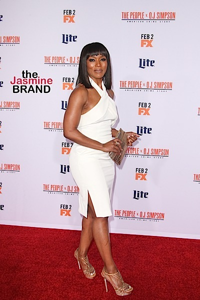 "01/27/2016 - Angela Bassett - ""The People v. O.J. Simpson: American Crime Story"" TV Series Los Angeles Premiere - Arrivals - Westwood Village Theatre, 961 Broxton Avenue - Los Angeles, CA, USA - Keywords: Vertical, FX Network, Television Series, Mini-Series, Biography, Crime, Drama, Red Carpet Event, TV Series Premiere, Film Industry, Portrait, Photography, Arts Culture and Entertainment, Attending, Celebrities, Celebrity, Person, People, Topix, Bestof, California Orientation: Portrait Face Count: 1 - False - Photo Credit: PRPhotos.com - Contact (1-866-551-7827) - Portrait Face Count: 1"