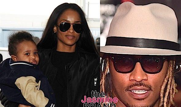 Ciara Will Not Get Sole Custody of Son, Baby Future