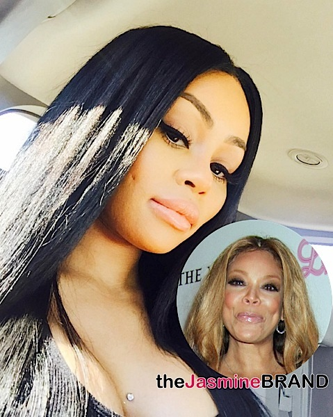 Wendy Williams Calls Blac Chyna A Thot [VIDEO]