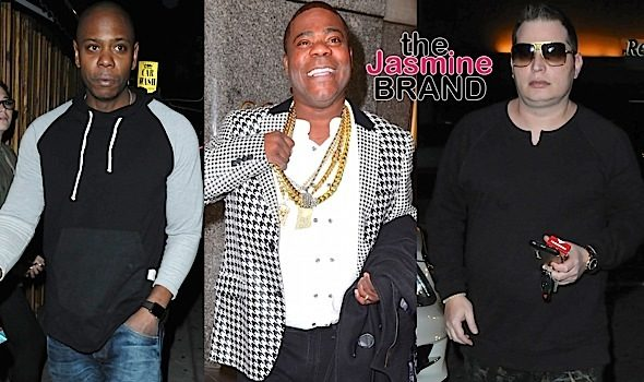 Celebrity Stalking: Dave Chapelle, Tracy Morgan, Scott Storch, Garcelle Beauvais, Tyrese, Khloe Kardashian