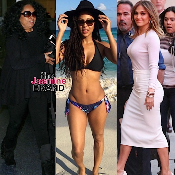 Celebrity Stalking: Diana Ross, J.Lo, Meagan Good, Christina Milian, Tracee Ellis Ross, Big Daddy Kane, Slick Rick