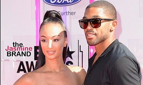NFL'er Orlando Scandrick Proposes To Draya Michele For A 2nd Time