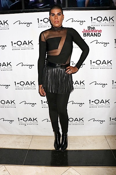 """01/29/2016 - E.J. Johnson - Dorothy Wang's 28th Birthday Bash at 1Oak Las Vegas - Arrivals - 1Oak Nightclub at Mirage Hotel & Casino - Las Vegas, NV, USA - Keywords: Earvin """"EJ"""" Johnson, Earvin Johnson, EJ Johnson, Vertical, Nevada, Nightclub, Celebration, Arrival, Photography, Portrait, Birthday Party, Arts Culture and Entertainment, Celebrities, Celebrity, Person, People, TV Personality, American reality television series, E!, """"#Rich Kids of Beverly Hills"""", RKOBH, #RichKidsOfBeverlyHills Orientation: Portrait Face Count: 1 - False - Photo Credit: PRN / PRPhotos.com - Contact (1-866-551-7827) - Portrait Face Count: 1"""