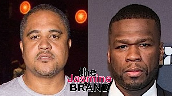 Irv Gotti Calls 50 Cent An Informant: He caught a fade from Ja Rule! [Photos]