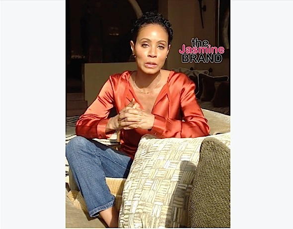 Jada Pinkett-Smith Is Boycotting the Oscar's: We are a dignified people. [VIDEO]