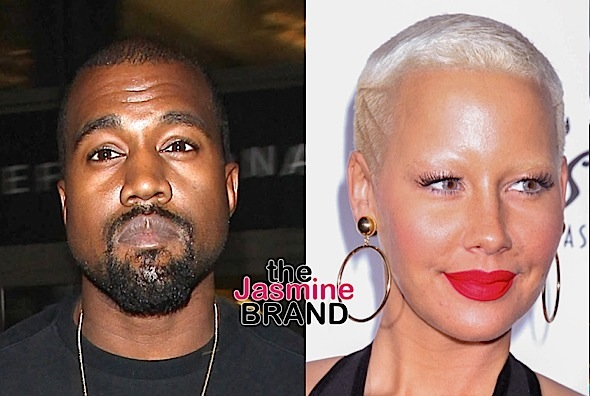 Amber Rose Pissed Kanye West Dragged Son Into Feud: he's a f**king clown!