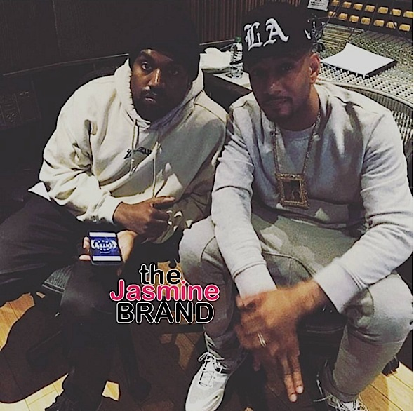 kanye west-swizz beatz-the jasmine brand