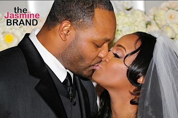 What Breakup??!! Keshia Knight Pulliam Shuts Down Ed Hartwell Divorce Rumors