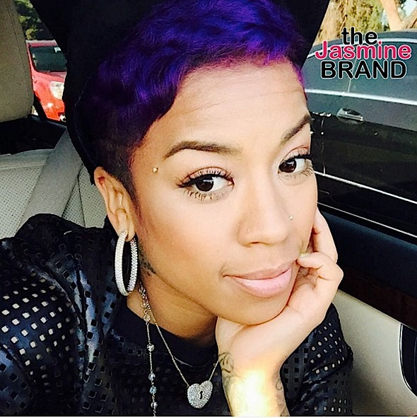 Keyshia Cole Stalked By Registered Sex Offender