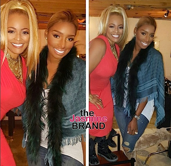 kim fields-nene leakes-the jasmine brand