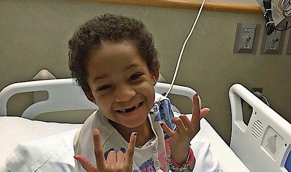 Devon Still's Daughter Leah Is Cancer Free!
