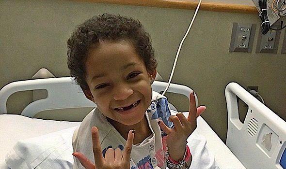 Devon Still's Daughter Leah Is Cancer Free!