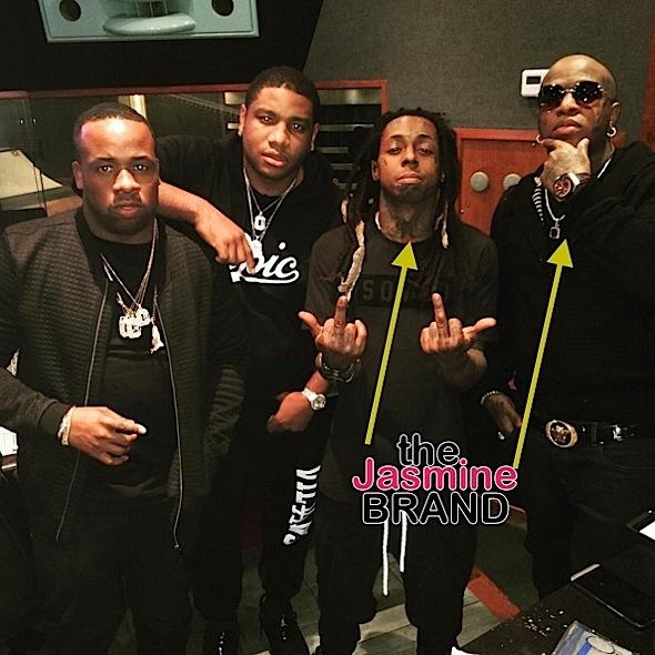 Lil Wayne Is Still Suing Birdman!