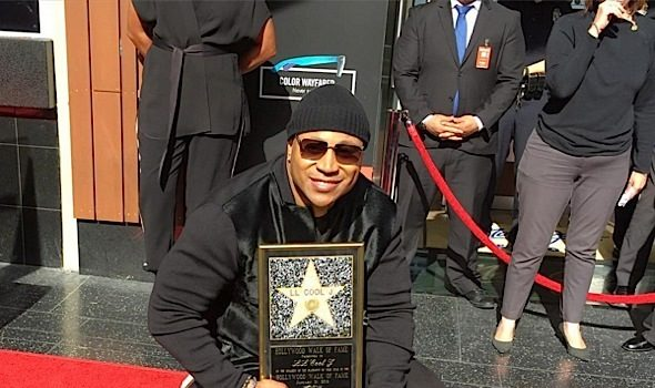 LL Cool J Snags Hollywood Star: Diddy, Queen Latifah, Magic Johnson Attend [Photos]