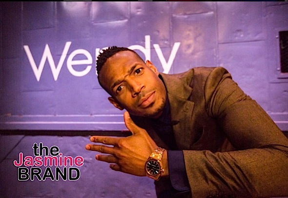 marlon wayans wendy williams show-the jasmine brand