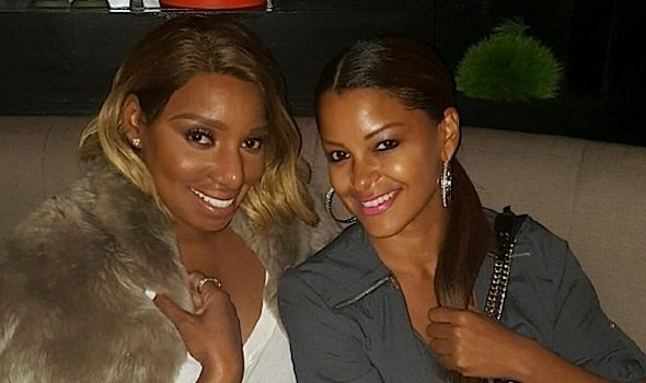 RHOA's NeNe Leakes & Claudia Jordan End Feud [Photo]